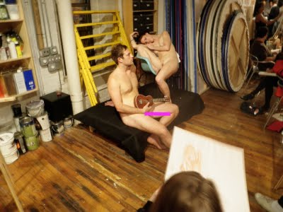 nude-art-class-model